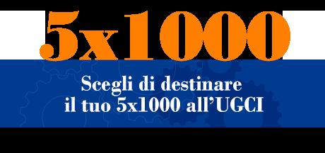 5x1000 all'UGCI